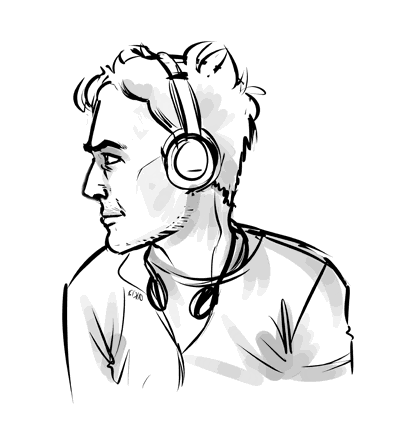 Davide De Maestri Sketch