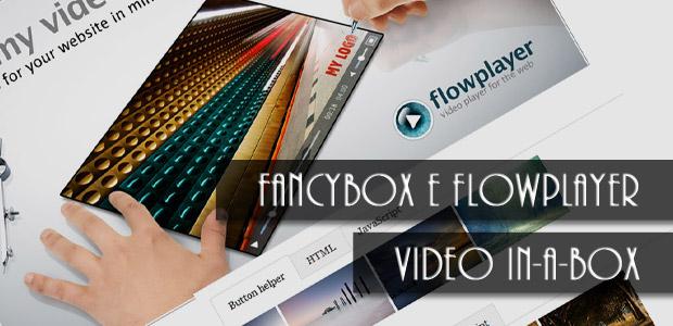 Testata Fancybox e Flowplayer