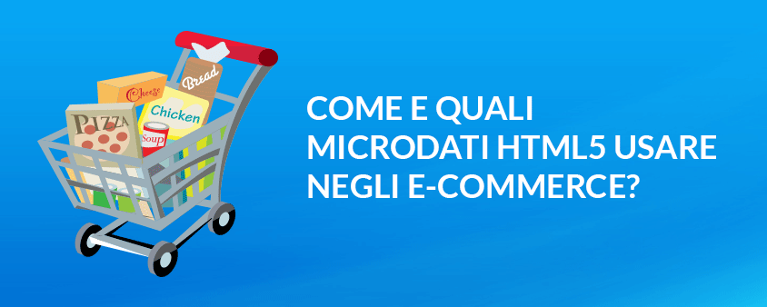 HTML5, Microdati ed e-commerce
